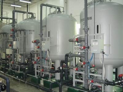 饮用水生产设备