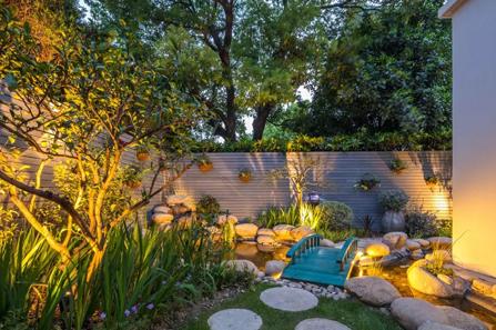 庭院生态造景
