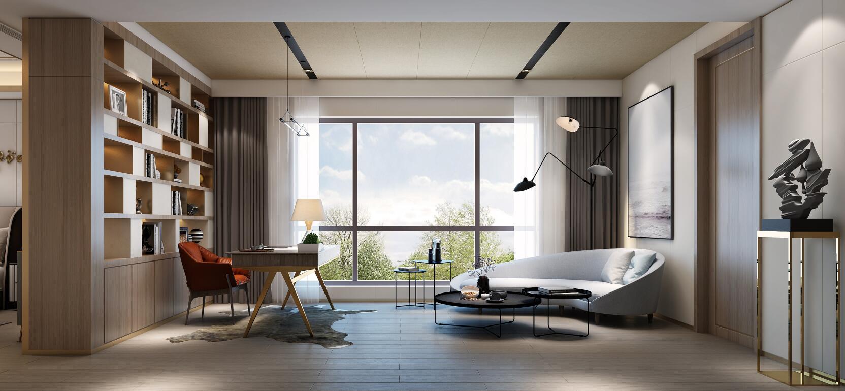 原木门,原木护墙,原木楼梯,原木衣帽间等家居个性化定制,帮助客户打造高品质整体居家空间。
