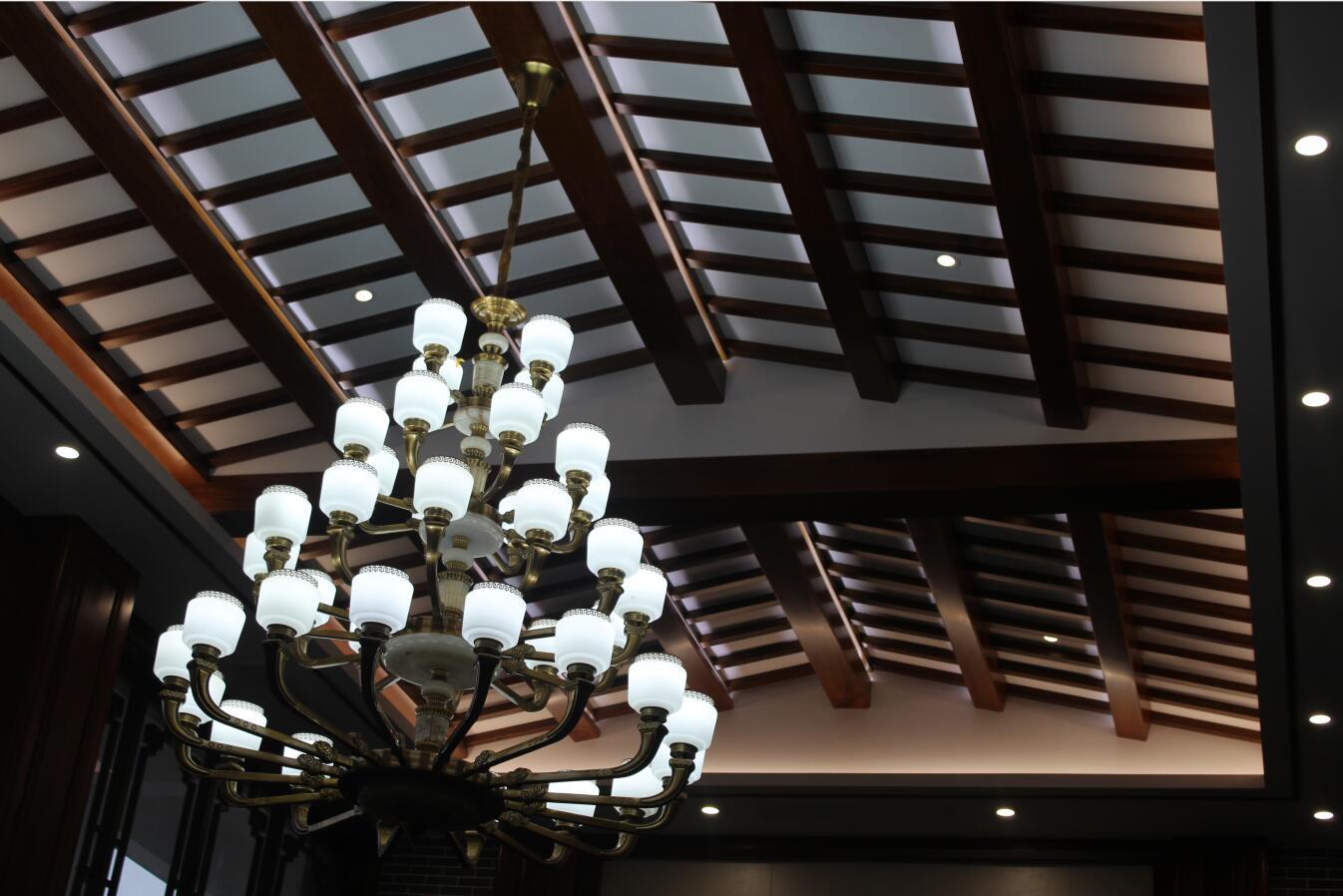 中式风格吊顶
