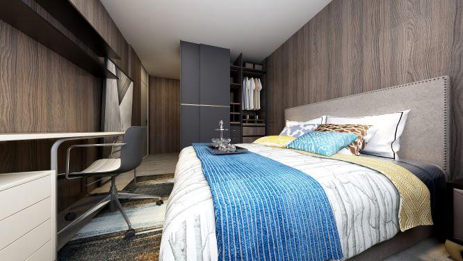 西莱福现代轻奢系列护墙板