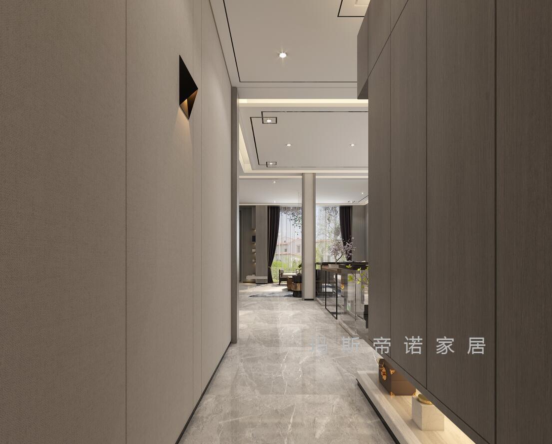 走廊型玄关柜