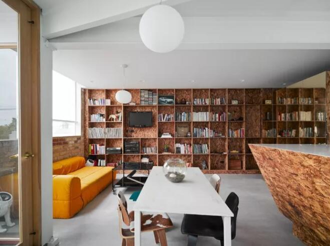 书架电视柜