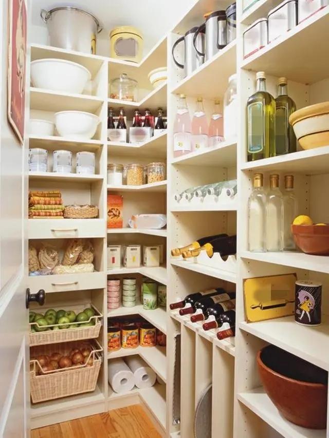 厨房收纳柜