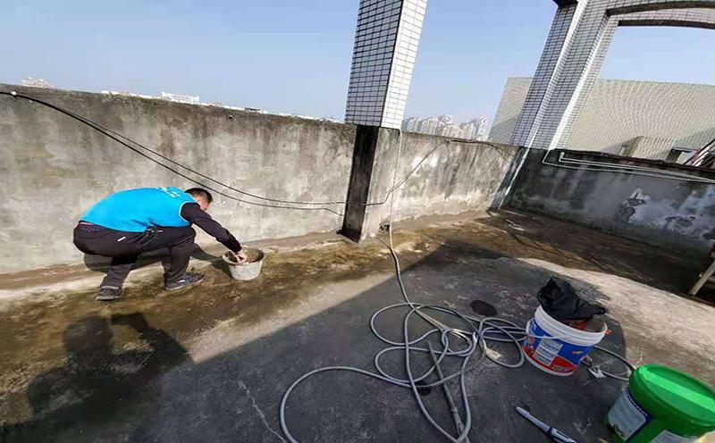 眉山防水堵漏