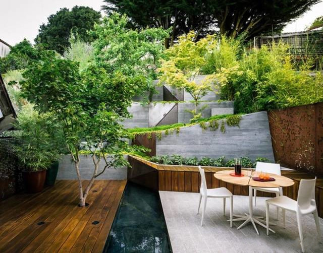北方庭院绿化种什么树能保持四季有景?