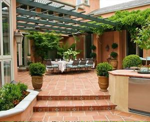 别墅景观设计的主要组成要素有哪几点