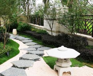 西安庭院绿化