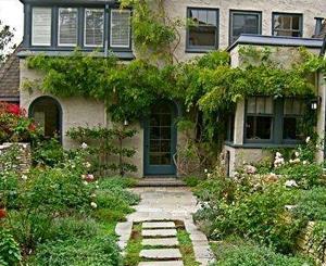 解析别墅庭院绿化养护的种植方案!