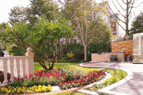 私人别墅花园设计中有哪些要素是不容忽略