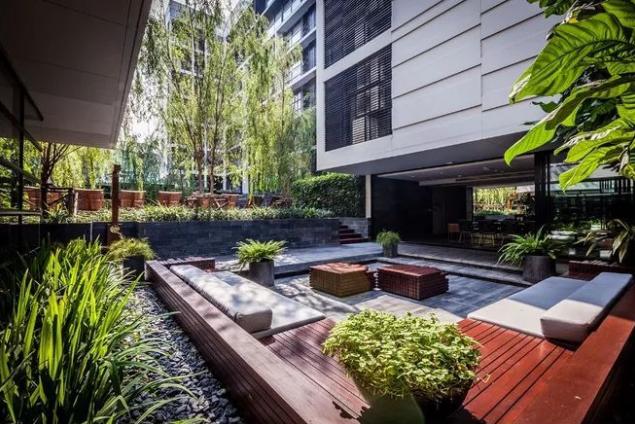 复式别墅庭院设计的要点及注意事项有哪些?