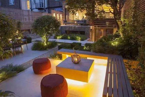 庭院灯光系统