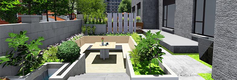 庭院设计施工要注意哪些事项