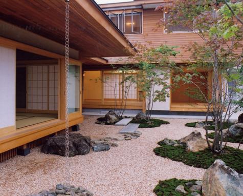 别墅下沉式庭院设计有什么特点?