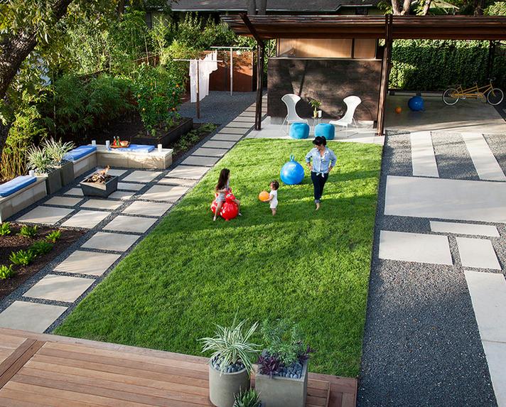 花园别墅庭院设计
