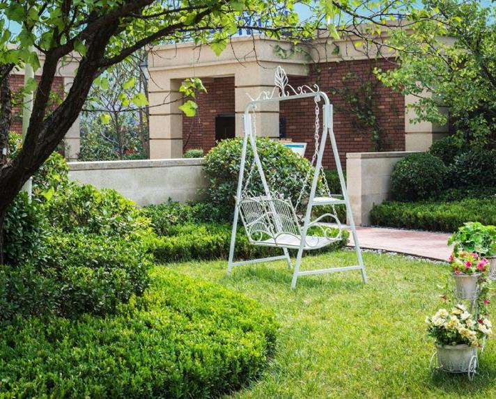 欧洲世家别墅花园景观设计