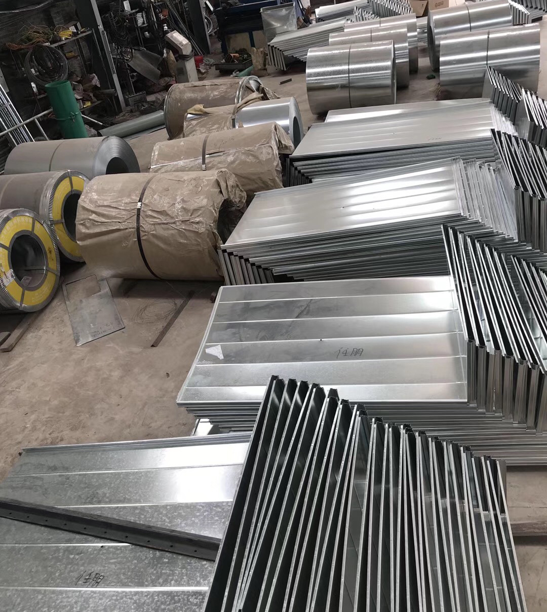 不锈钢矩形风管