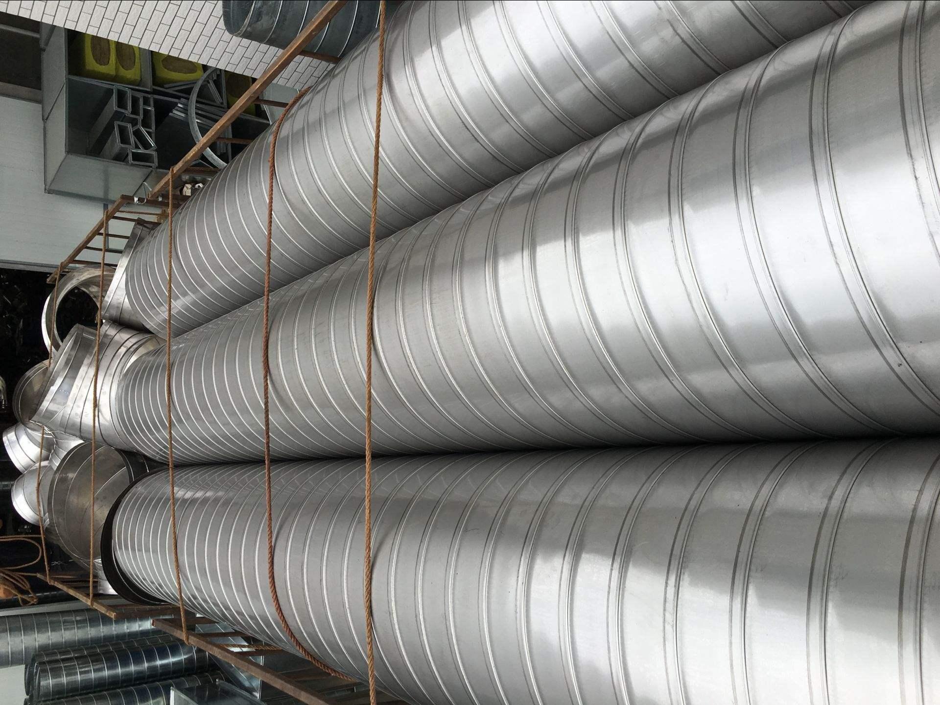 不锈钢风管生产厂家
