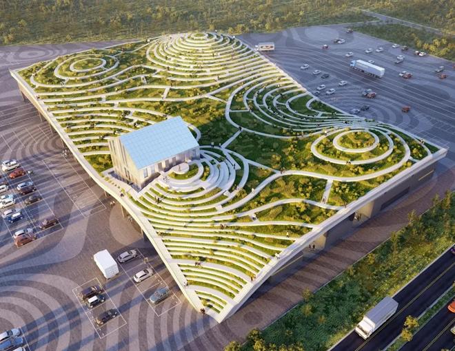 轻型屋顶绿化的功能担当是谁?怎样种养最科学?