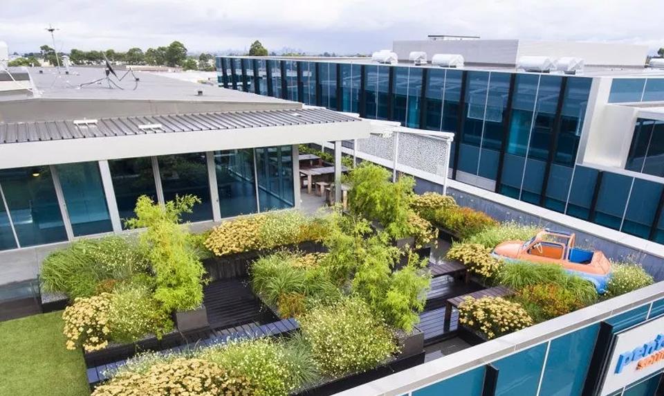 做屋顶绿化,应该注意什么?