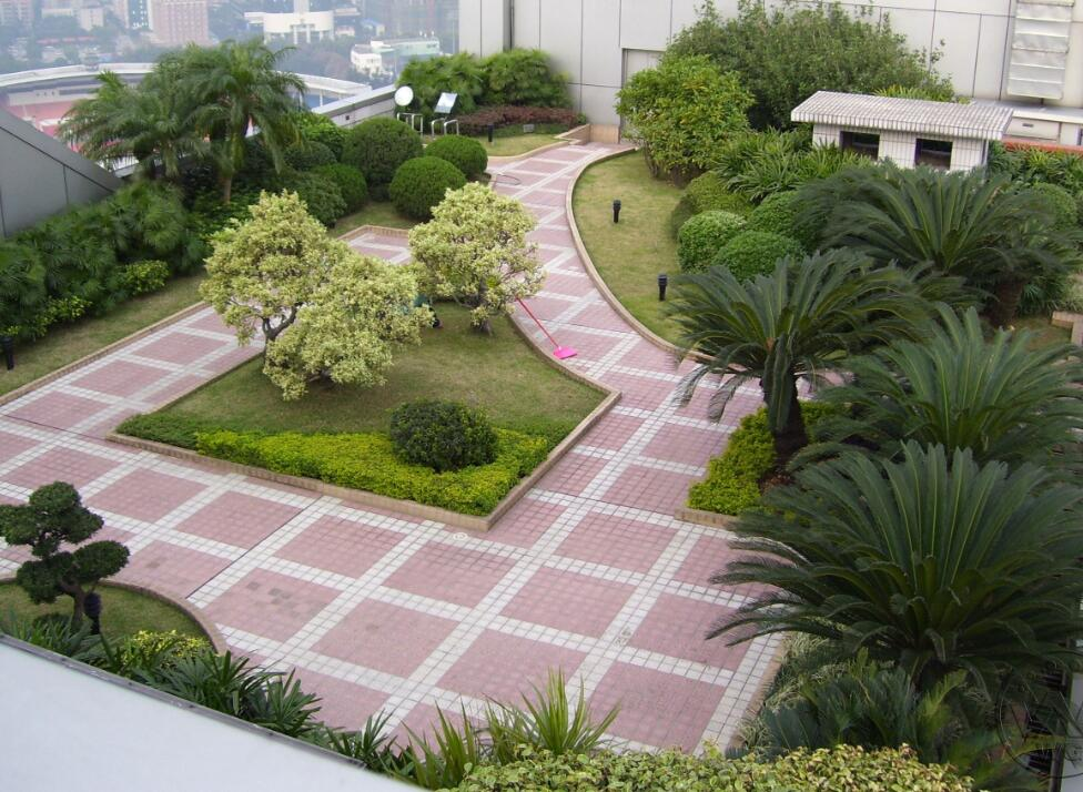 陕西屋顶绿化的种植方法