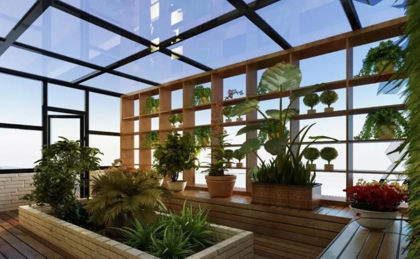 陕西屋顶绿化构造说明以及优缺点相关分析
