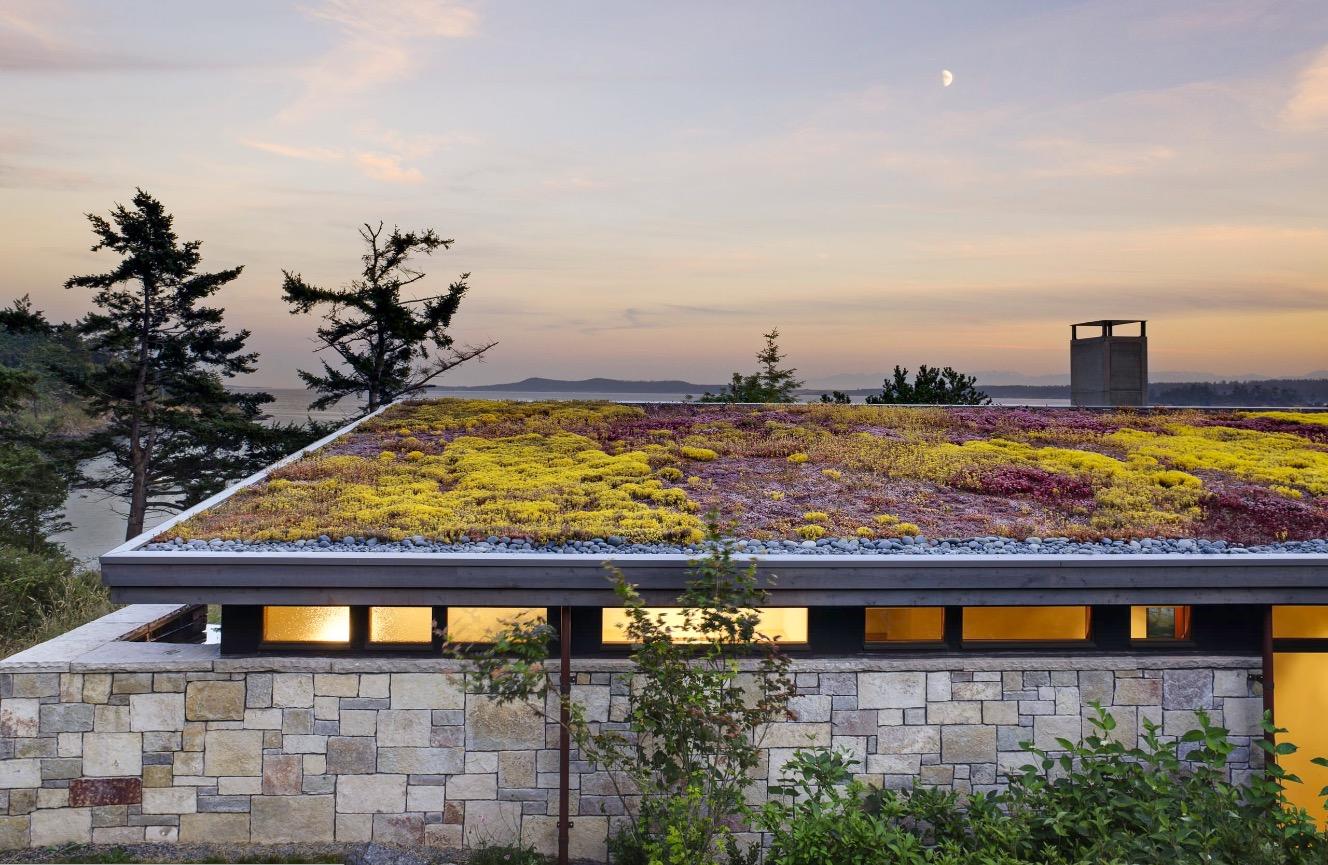 屋顶绿化能为日常生活带来什么变化?