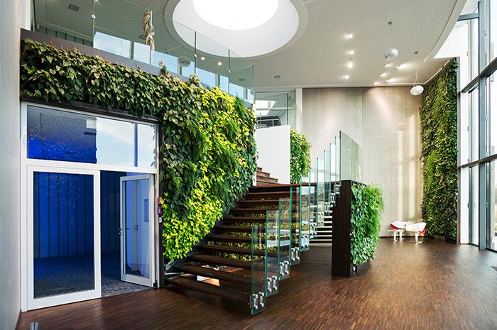 西安立体绿化墙