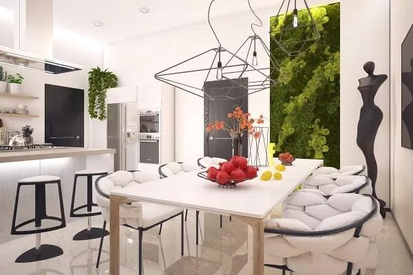 设计植物墙应注意什么?
