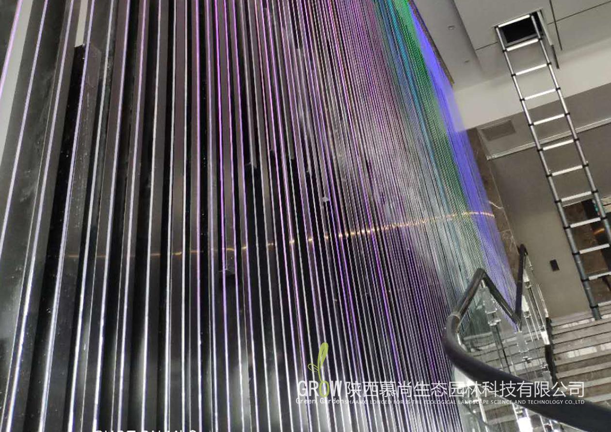 榆林室内光纤水幕