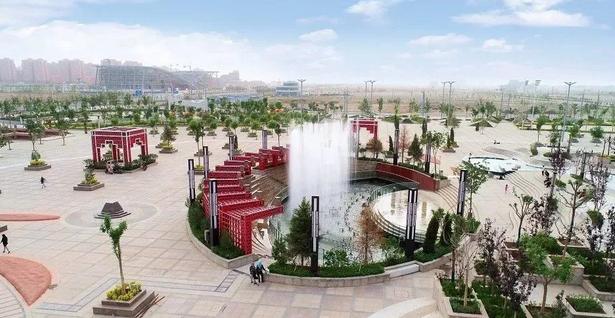 喷泉水景公司