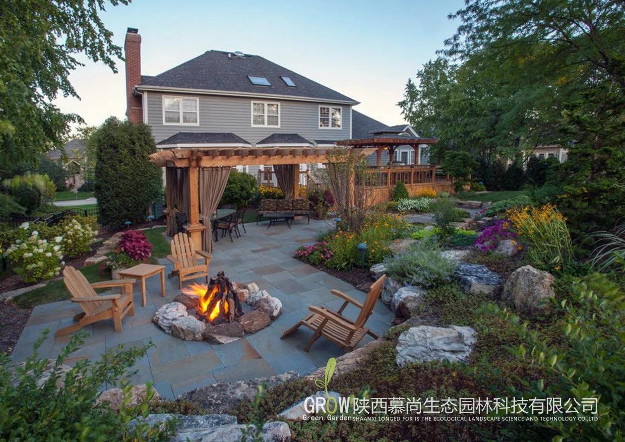 田园庭院——浪漫主义