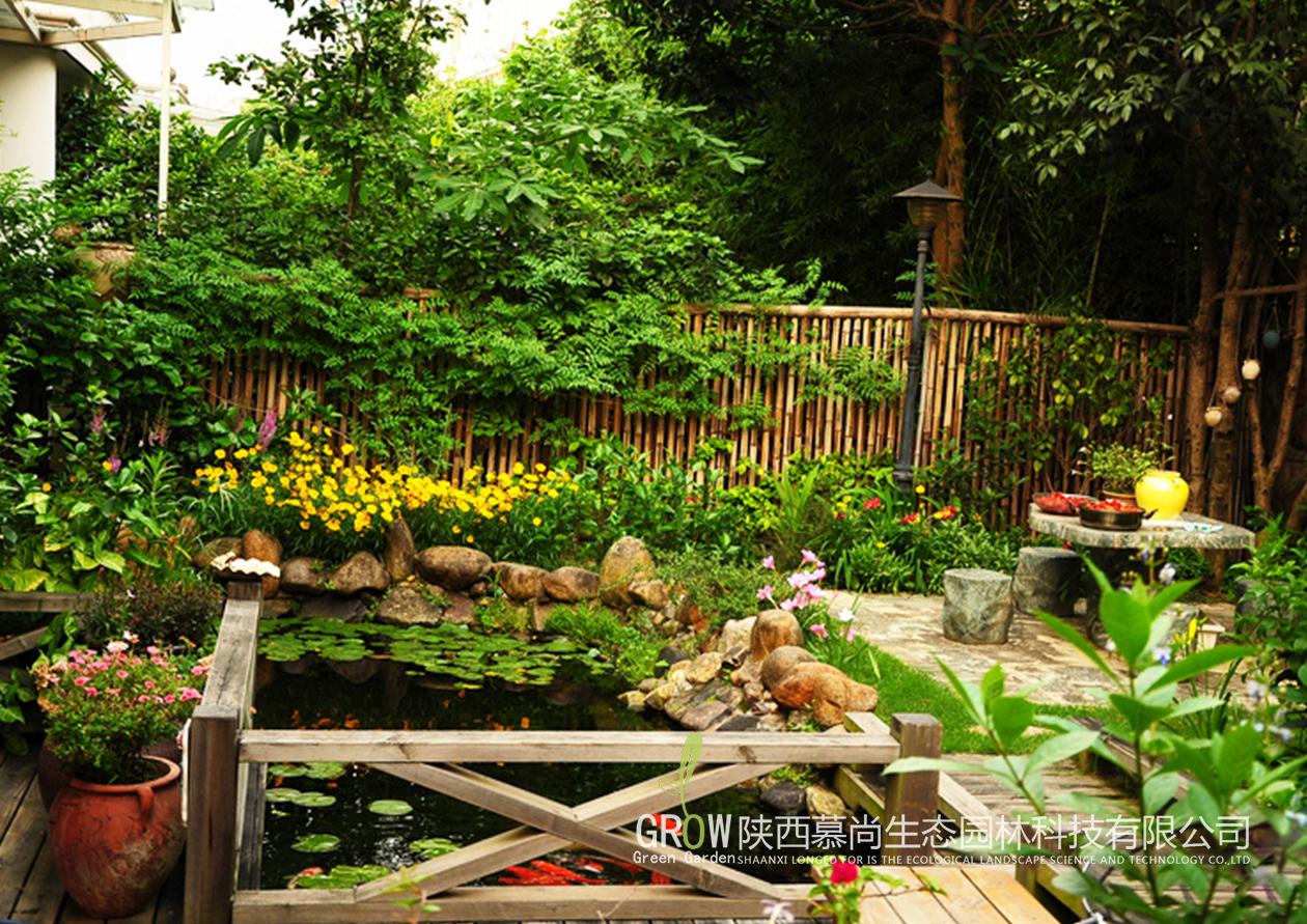 庭院水景景观设计