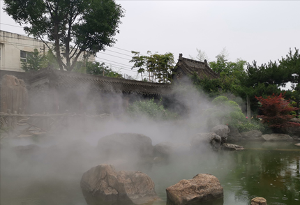 霧森景觀視頻