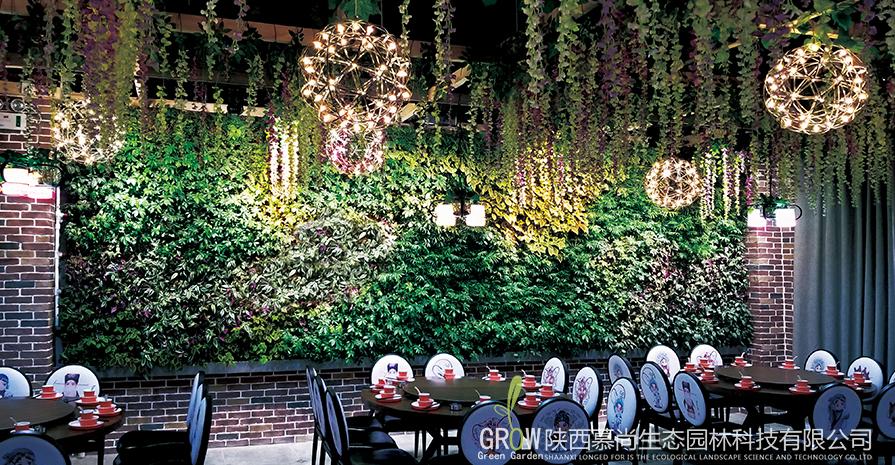 绿化植物墙常见的三大方式是什么