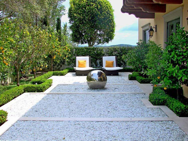 别墅花园景观设计原则和花园景观设计须知