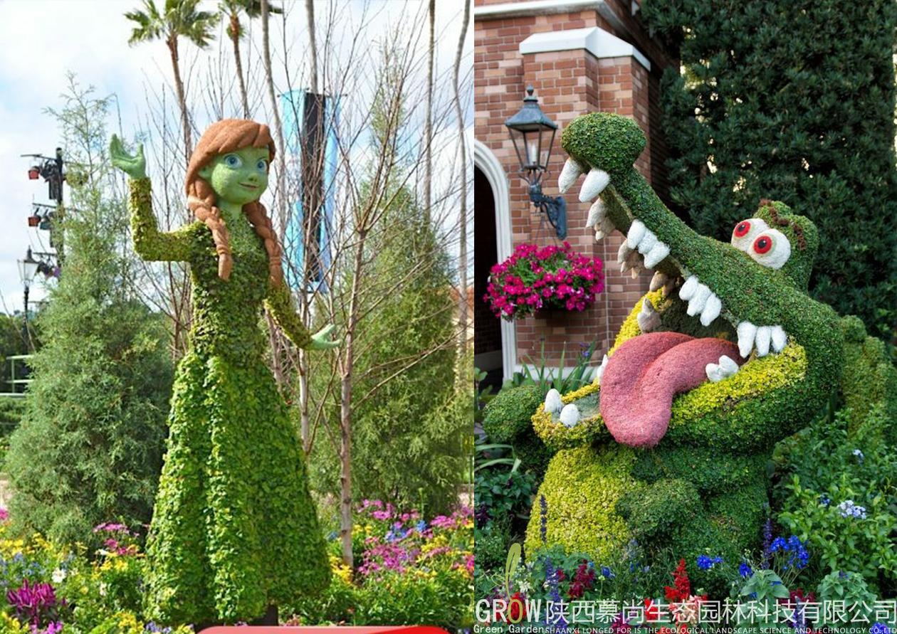 制作一个绿雕需要多久时间
