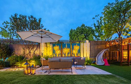 别墅花园怎样设计才符合风水