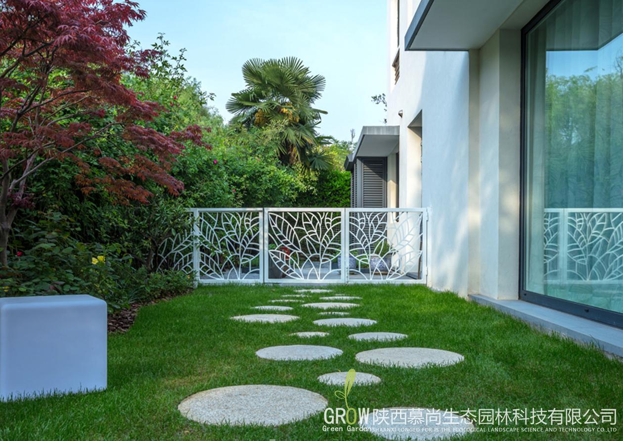 简约美式庭院设计