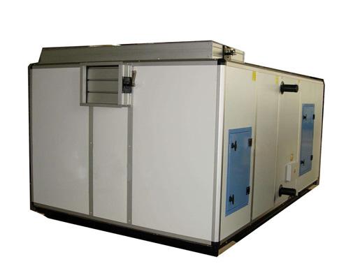 大型工业空调设备