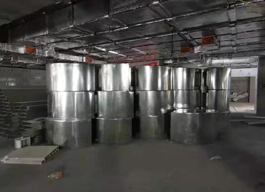 襄阳风管加工生产过程中常见的问题