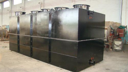污水处理一体化设备供应