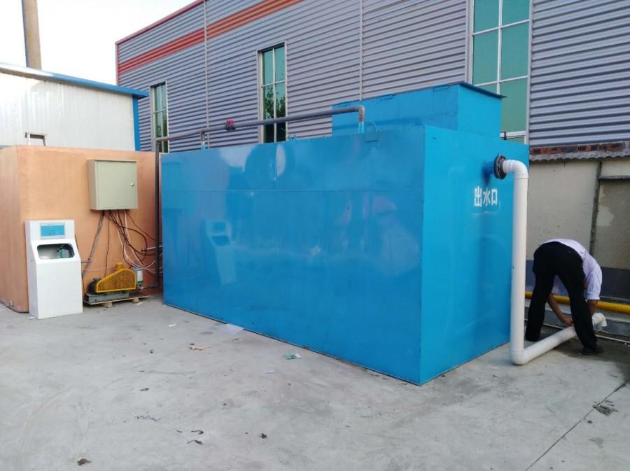 成品污水处理一体化设备