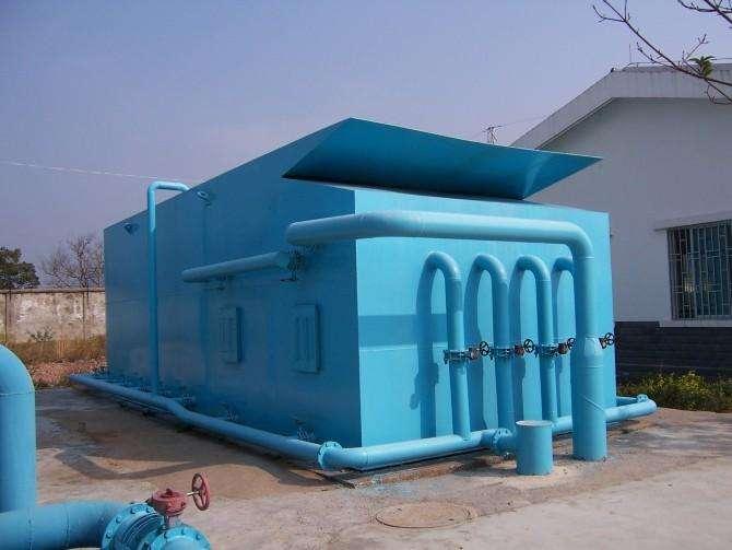 屠宰污水处理设备的好氧处理法