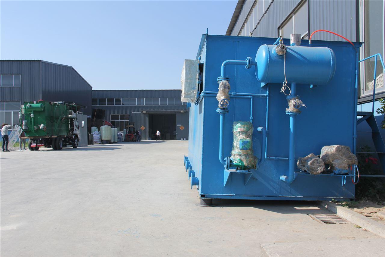 居民小区生活污水处理设备