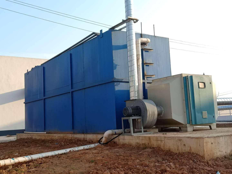 屠宰污水处理设备起泡的原因以及具体危害