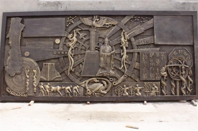 陜西玻璃鋼校園雕塑廠家