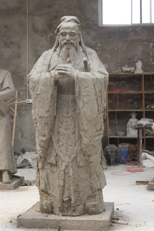 西安玻璃鋼校園雕塑