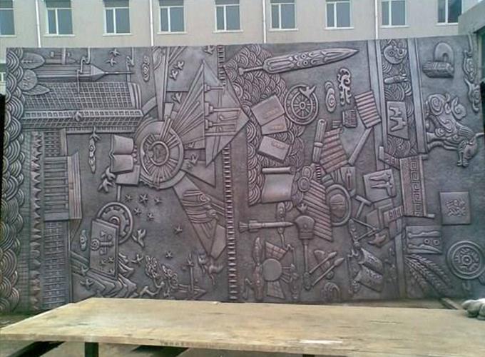 鍛銅雕塑加工