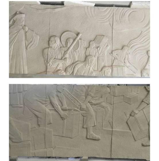 慶陽玻璃鋼雕塑制作
